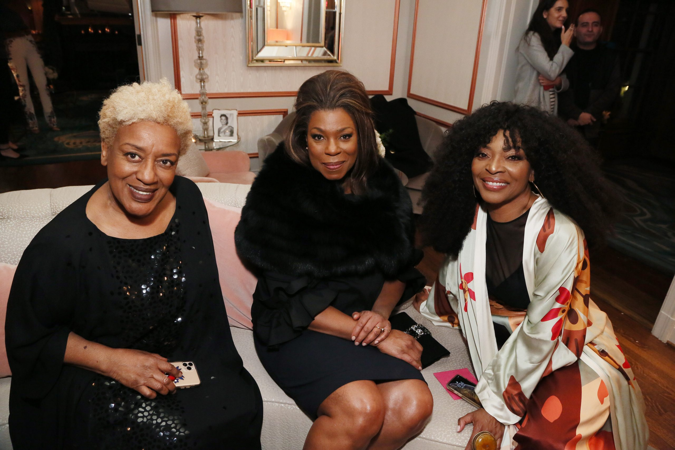 Alfre Woodard's 11th Annual Sistahs' Soirée at The Private Residence of Jonas Tahlin, CEO of Absolut Elyx