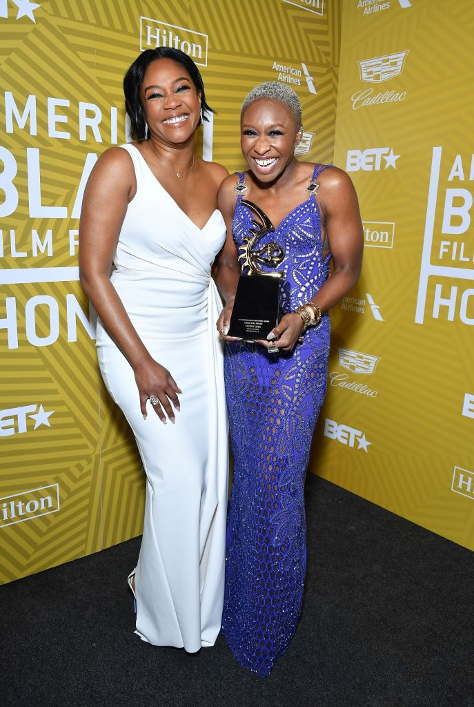 American Black Film Festival Honors Awards Ceremony – Backstage
