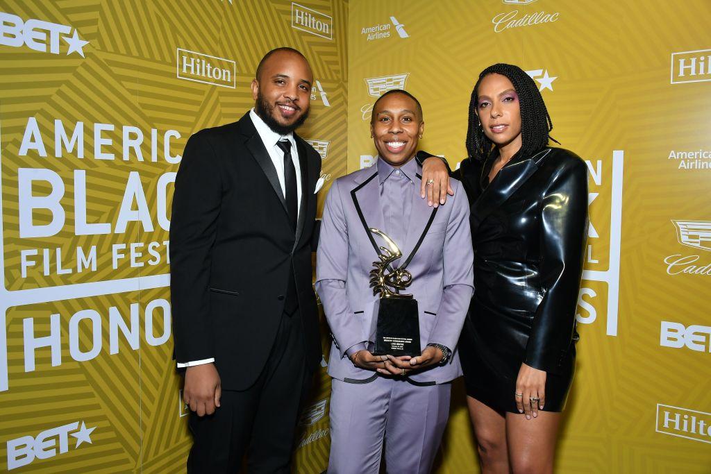American Black Film Festival Honors Awards Ceremony – Backstage