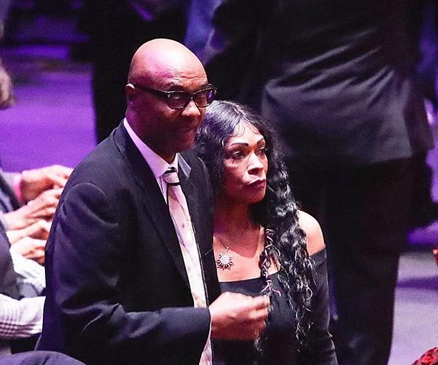 Kobe Bryant's parents