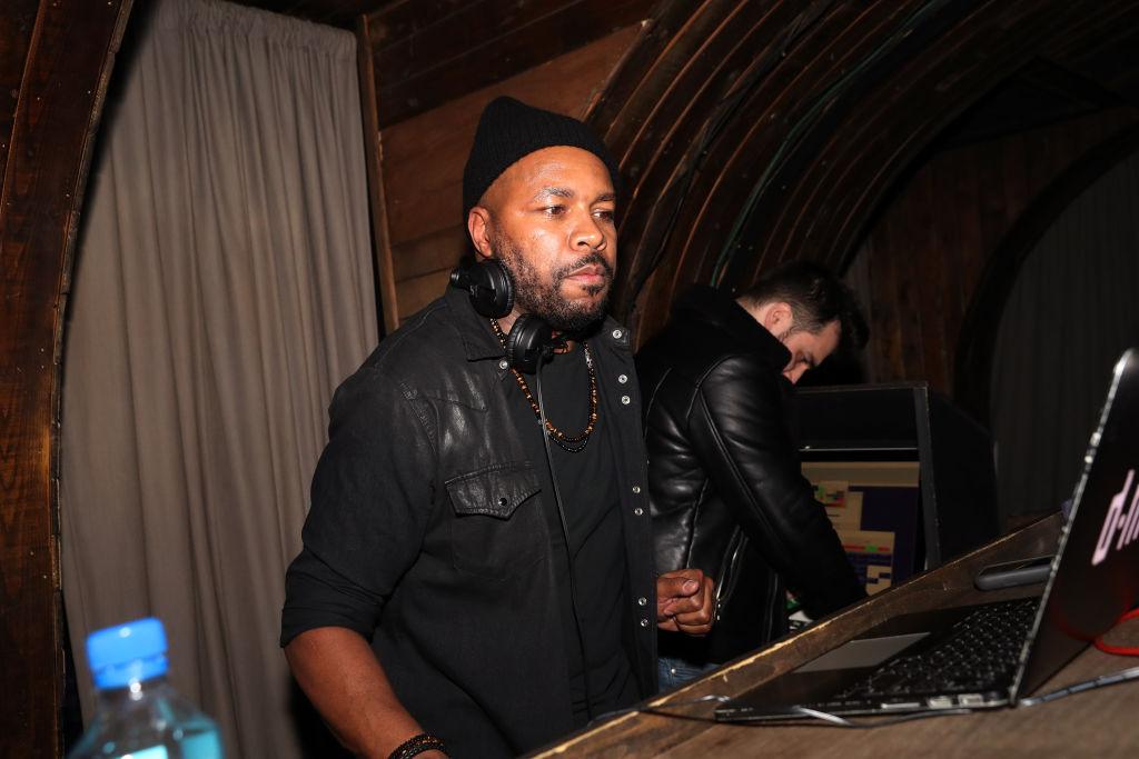 D-Nice DJ's 7 Hours During Quarantine