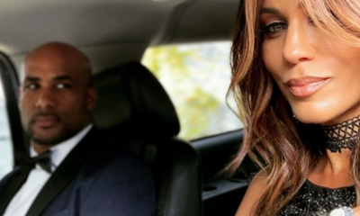 Boris Kodjoe Went Off After Rumors Surfaced That He And Wife Nicole Were Having Marital Problems