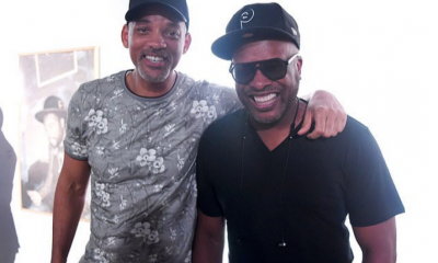 Will Smith Talks To DJ Jazzy Jeff About His Battle With Pneumonia
