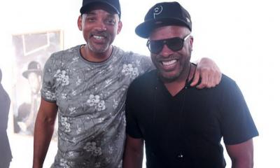Will Smith Talks To DJ Jazzy Jeff About His Battle With Pneumonia