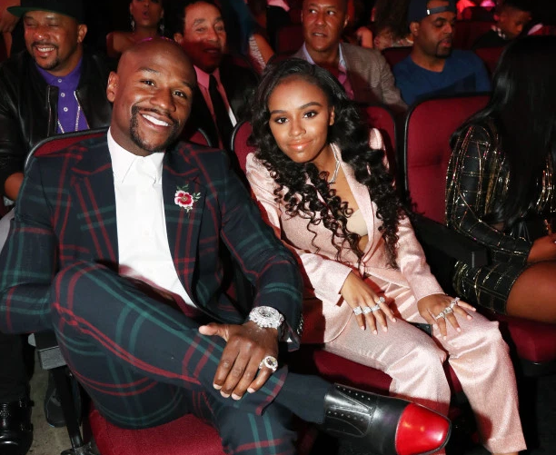 Floyd Mayweather Breaks His Silence Following Daughter's Arrest