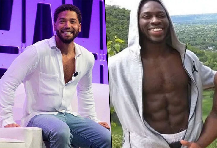 Jussie Smollett Allegedly Partied Ay Gay Bathhouse With One Of His Attackers