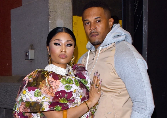 Sources Say Nicki Minaj And Husband Have Not Split