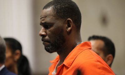 R. Kelly Tries To Get Released From Jail Because Of Coronavirus
