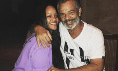 Rihanna Dad Recovering From Coronavirus