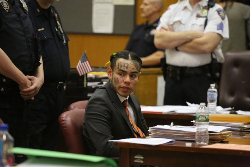 Tekashi69 Was Released From Prison Because Of The Coronavirus