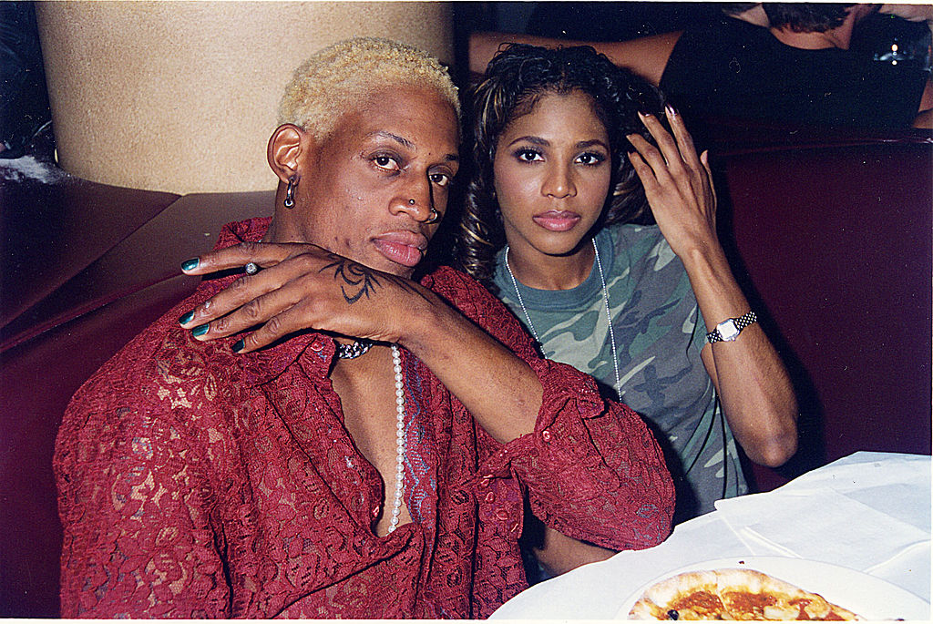 Toni Braxton Talks About Relationship With Dennis Rodman