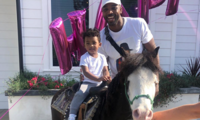 Twiter Blasts Tristan Thompson For Not Acknowledging Son