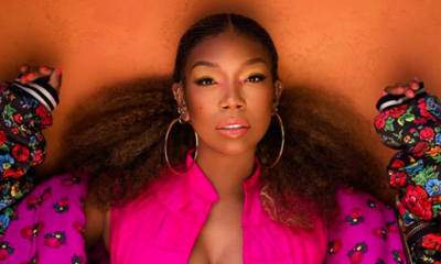 Brandy Drops New Single Baby Mama Just In Time For Mothers Day