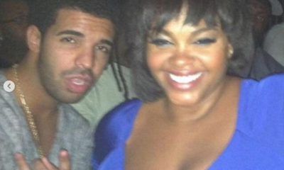 Internet Thinks Drake Hooked Up With Jill Scott
