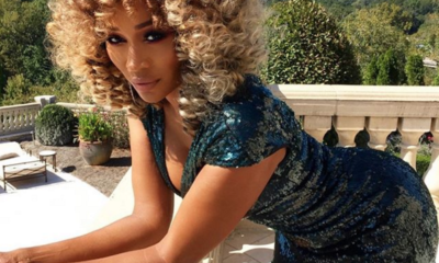 Cynthia Bailey Says She's Open To Joining 'Real Housewives Of Beverly Hills'