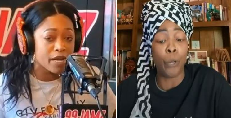 Khia Goes On Rant About Trina Says She Has HIV