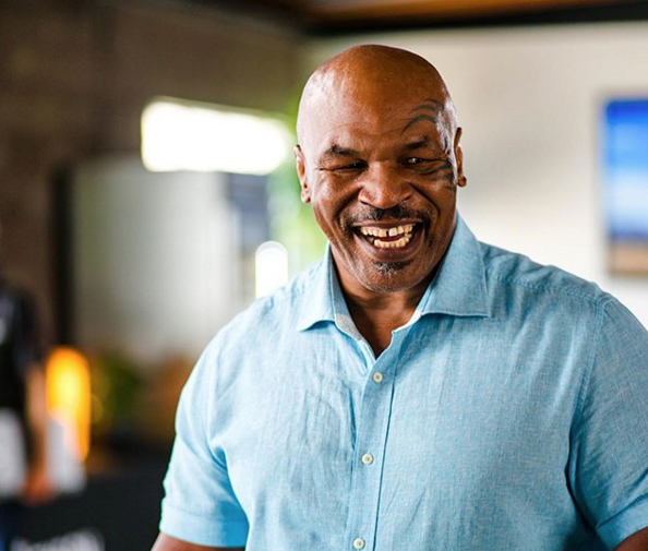 Mike Tyson Joins AEW Dynamite
