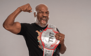 Mike Tyson Apeared On AEW Double Or Nothing