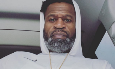 """Stephen Jackson Mourns Friend George Floyd Who He Called """"Twin"""""""