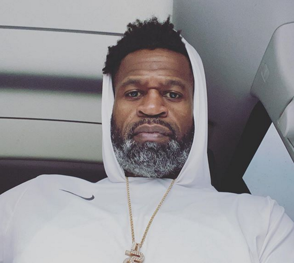 "Stephen Jackson Mourns Friend George Floyd Who He Called ""Twin"""