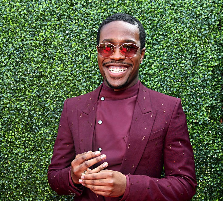 Shameik Moore Under Fire Fore Comments About Police Brutality and Rosa Parks