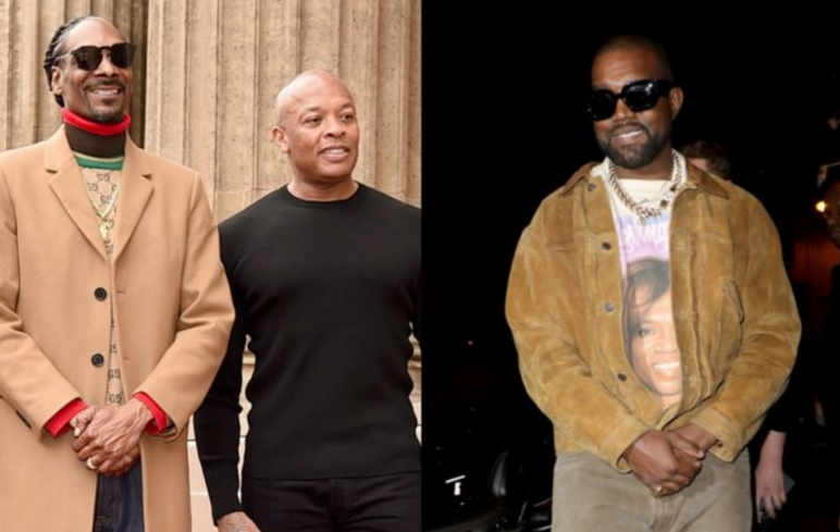Snoop Dogg Called Traitor On Twitter For Kanye West Studio Session