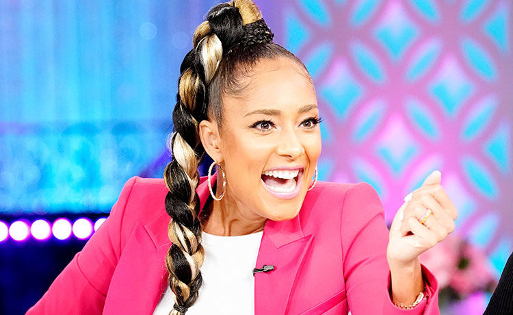 Amanda Seales Opens Up About Leaving The Real
