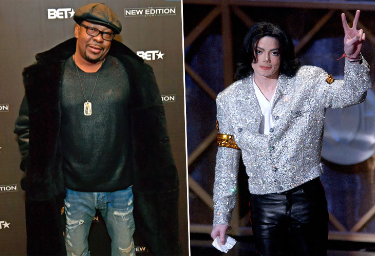 Bobby Brown Says He Taught Michael Jackson How To Moonwalk
