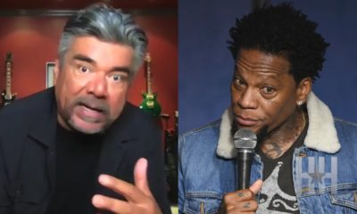 George Lopez Reacts To Friend D.L. Hughley's Coronavirus Diagnosis