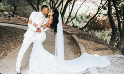Marques Houston Ties The Knot With 19-Year-Old Girlfriend