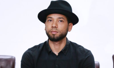 Jussie Smollett Insists He's Innocent In Interview With Marc Lamont Hill