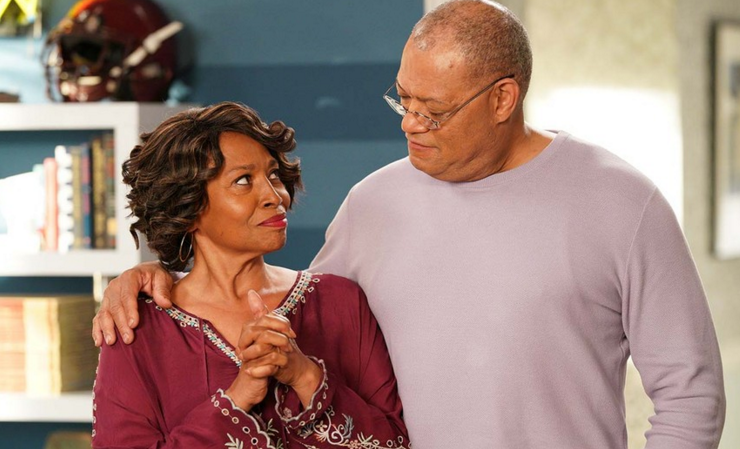 Old-ish: Third 'Black-ish' Spin-off Announced Starring Jenifer Lewis And Laurence Fishburne