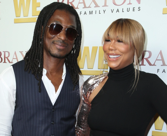 "Tamar Braxton Says Boyfriend Threatened To Kill Her In ""Murder-Suicide"""