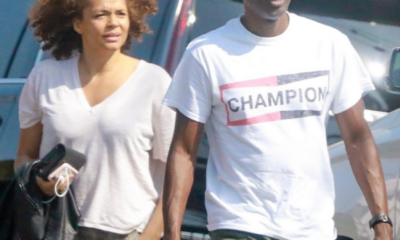 Chris Rock Spotted With Rumored New Boo Carmen Ejogo