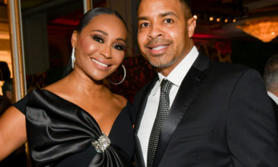 Cynthia Bailey's Wedding Still A Go ... But Maybe Without 'RHOA' Cameras