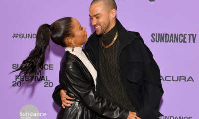 Is Jesse Williams Ready To Wed Girlfriend Taylour Paige