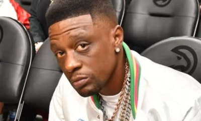 Boosie Badazz Ok After Getting Shot In The Leg In Dallas