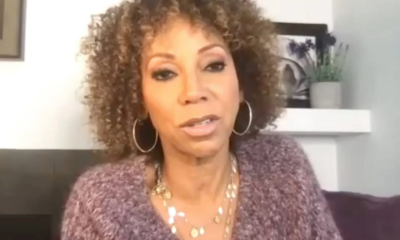 Holly Robinson-Peete Says Trump Called Her N-Word On 'Celebrity Apprentice'