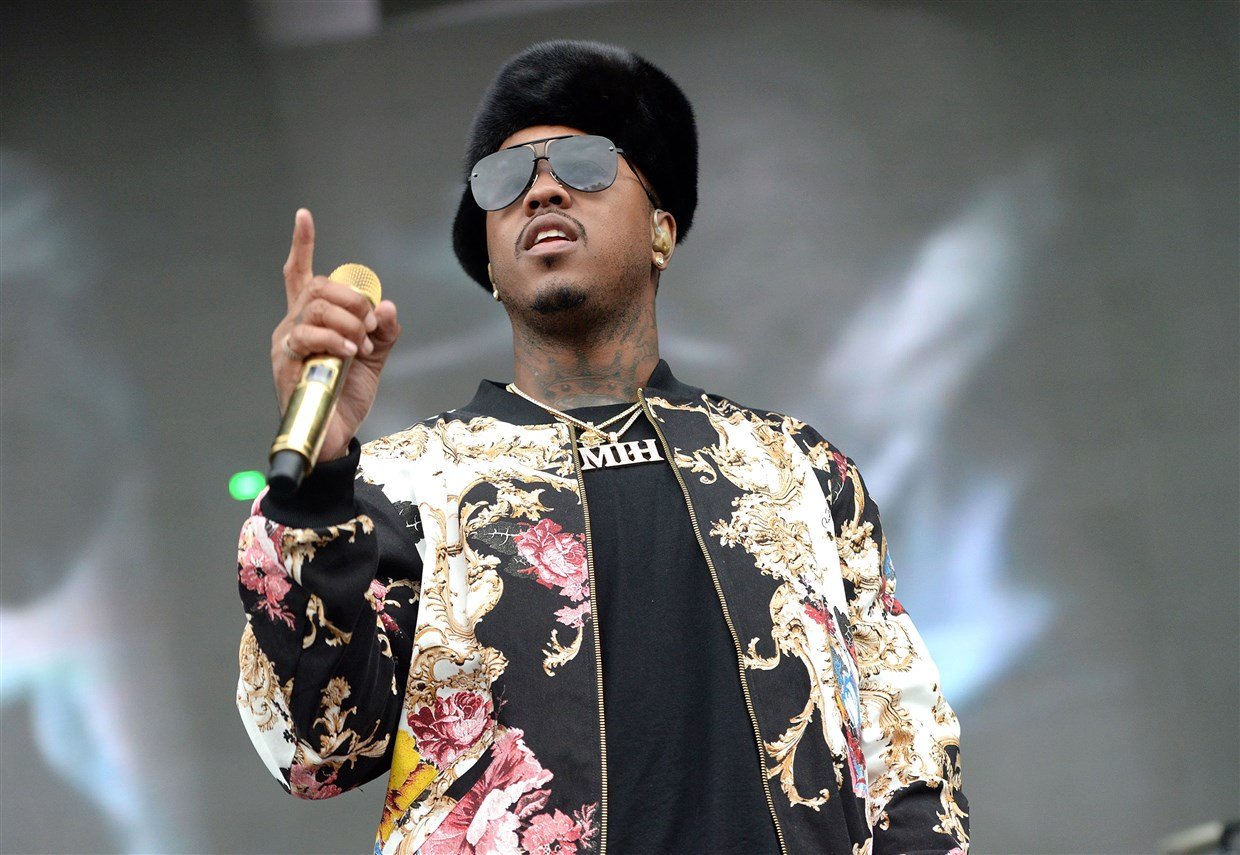 Jeremih Still In ICU Battling COVID-19, Family Asks For 'Continued Prayers'