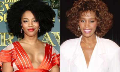 Naomi Ackie Cast As Whitney Houston In Upcoming Biopic