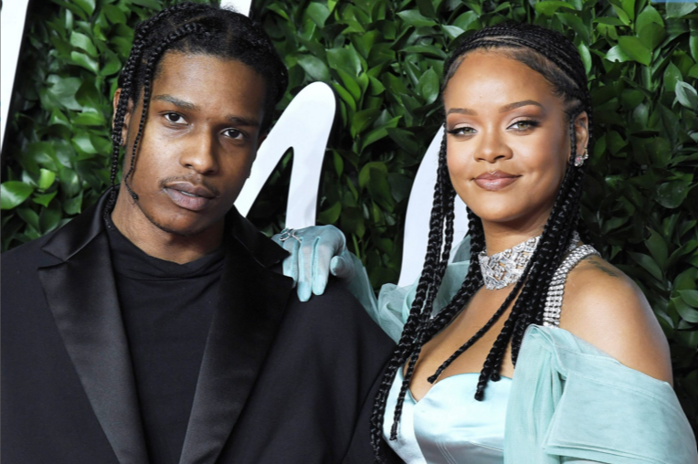 So Rihanna And A$AP Rocky Are Really Together?