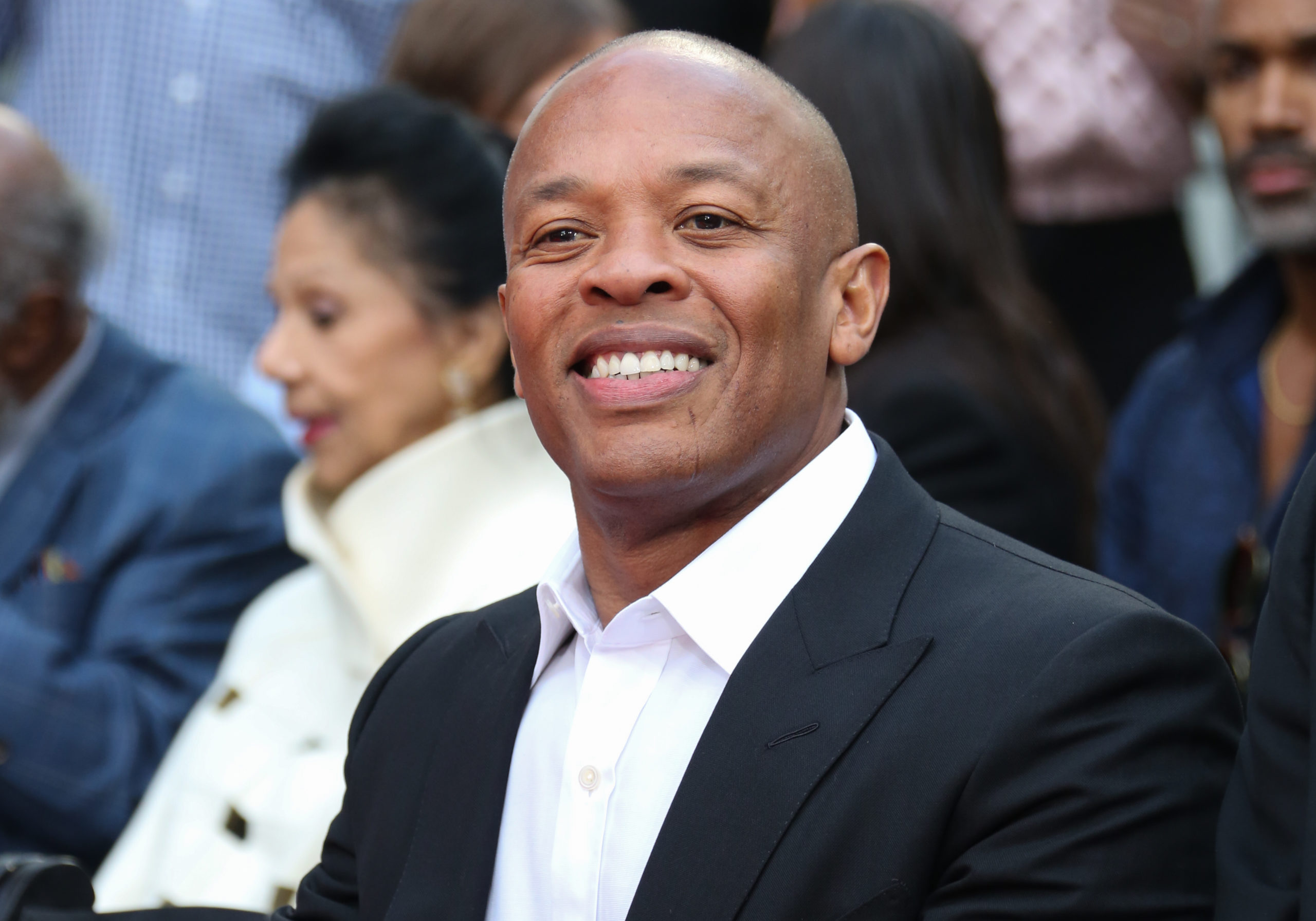 """Dr. Dre Says He's """"Doing Great"""" After Suffering Brain Aneurysm"""