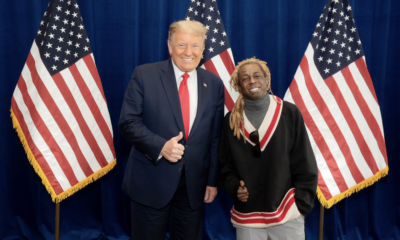 Lil Wayne and Kodak Black On Trump's Pardon List