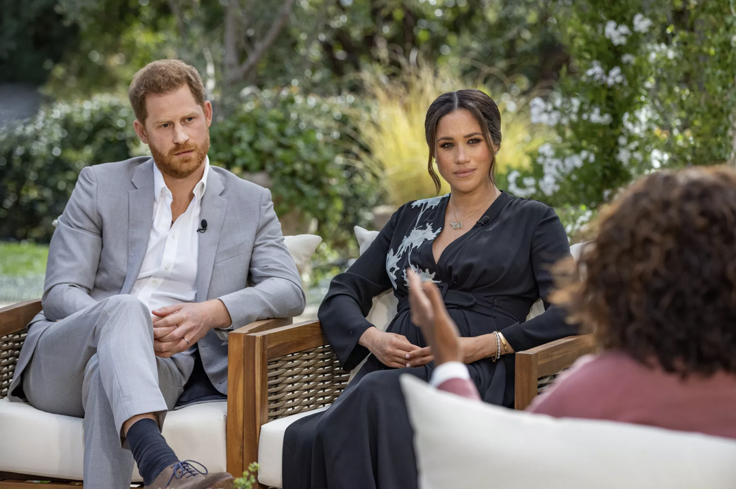 """Megan Markle Says Royals Were """"Concerned"""" About Her Son's Skin Tone"""