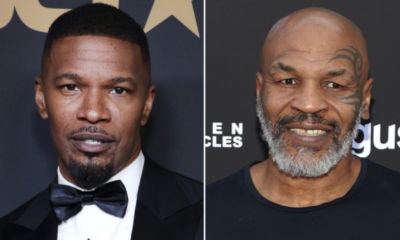 Mike Tyson Biopic Now A Limited TV Series Starring Jamie Foxx
