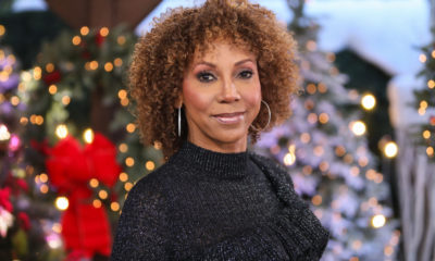 "Holly Robinson-Peete Claps Back At Sharon Osbourne Over ""Disgruntled Ladies"" Comment"